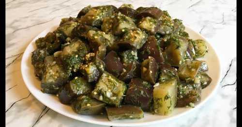 Баклажаны как грибы: рецепт вкуснейшей закуски