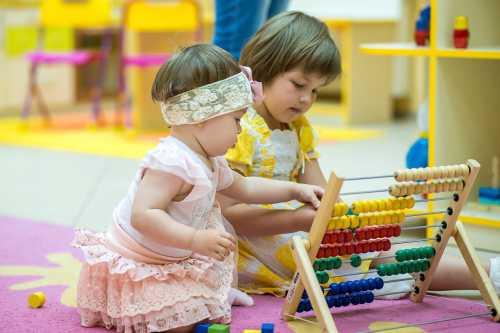 Что дает детям посещение развивающих центров