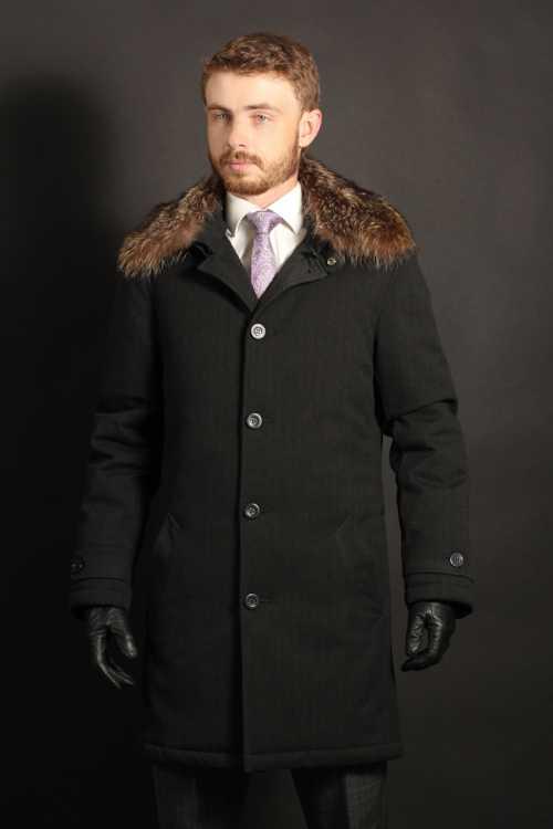 Мужские пальто зима 2012
