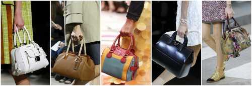 Модные сумки на весну