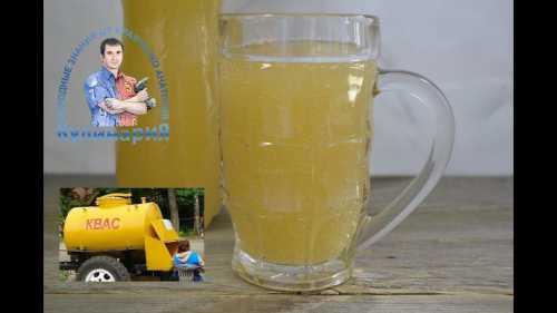 Берёзовый свежий натуральный сок литра