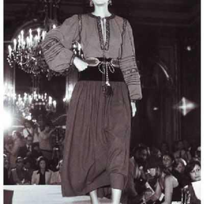 Ив Сен-Лоран изобретатель моды