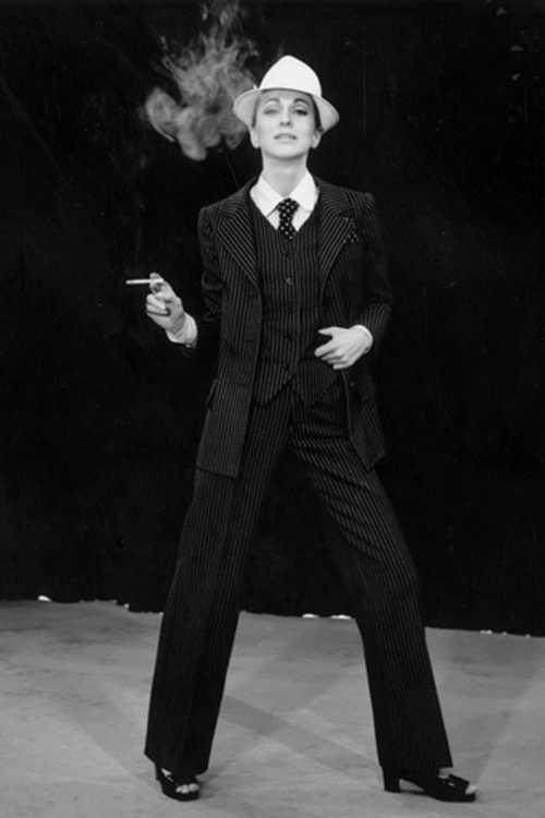 Лоран был не просто модельером, он был революционером, ломал устоявшиеся вкусы и правила