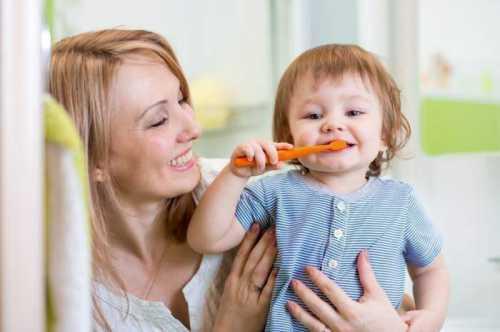 Профессиональное отбеливание зубов у детей