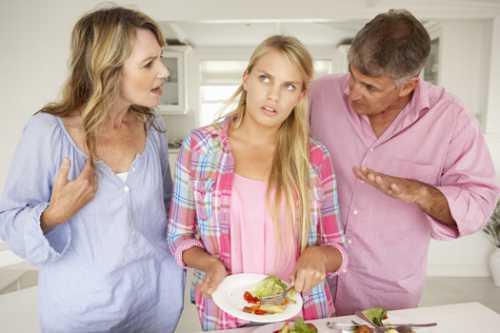 Как подружиться с дочерью мужа
