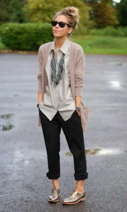 О том, как одеваться после узнать несложно
