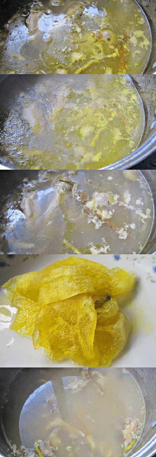Удаление жирных и масляных пятен