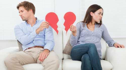 Мужчина и женщина: жизнь после развода