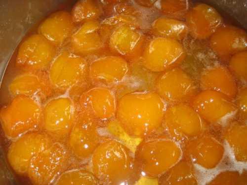 Варенье из абрикосов: рецепт