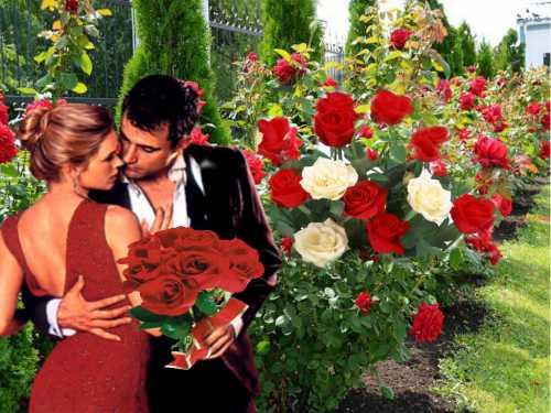 Конечно, романтичных мужчин гораздо меньше, чем романтичных женщин