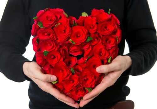 Дарите любимым розы