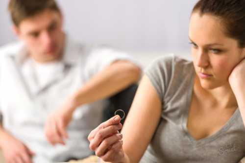 Одна из самых частых причин для разводов