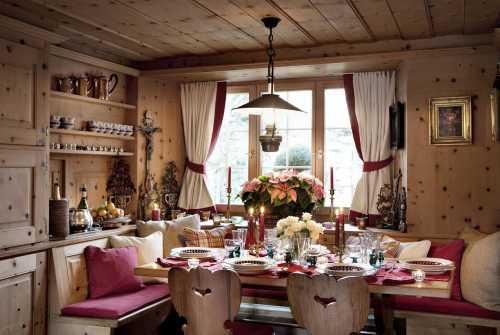 Стиль уютного дома