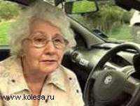 Женщина за рулем: возрастные особенности