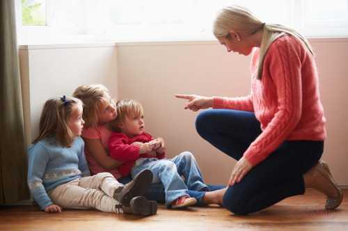 Запреты, как метод воспитания детей