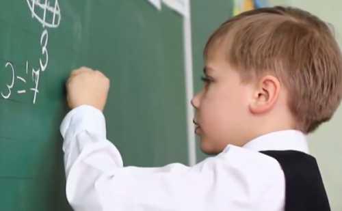 В каком возрасте лучше отдать ребенка в школу
