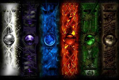Магическая сила металлов