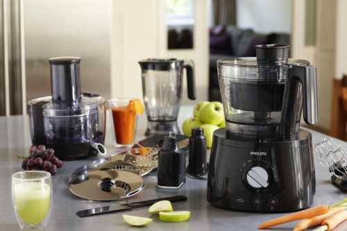 Как выбрать блендер и кухонный комбайн