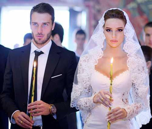 Шарифа можно назвать одной из самых богатых свадьб года