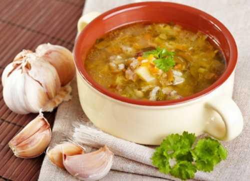 Рассольник: рецепт ароматного грибного супа
