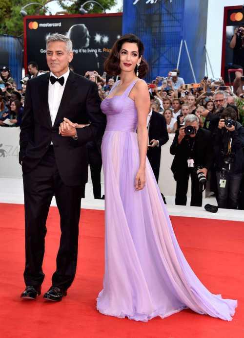 Учимся у лучших: 5 уроков стиля от Амаль Клуни