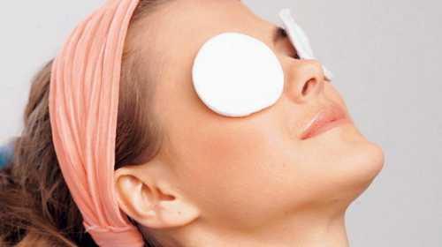 Уход за кожей вокруг глаз в домашних условиях