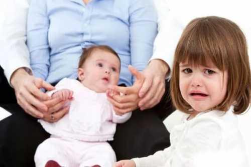 Почему ребенок стал соперником