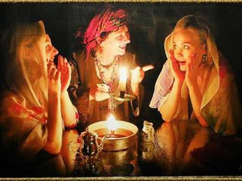 Гадания на Старый Новый год: открой тайну будущего