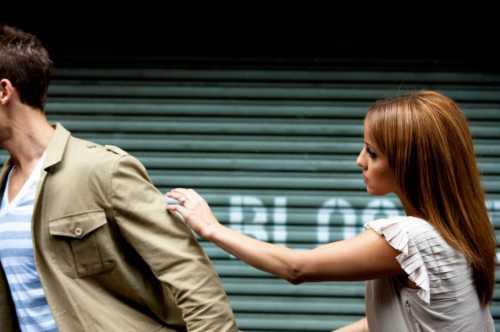 Как разлюбить мужчину, когда мужчина инициирует растование