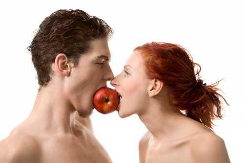 Женщинам о мужчинах Любят ли они фрукты