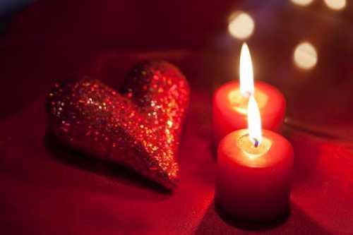 Гадания в День святого Валентина
