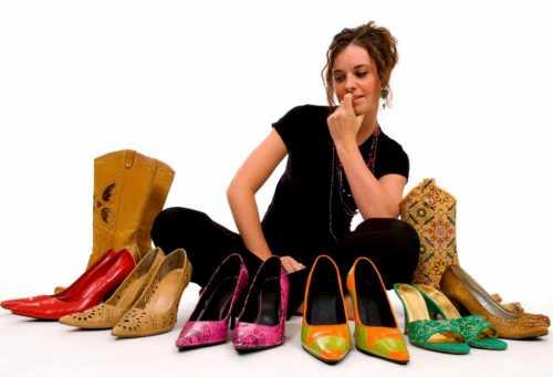 Как правильно выбирать женскую обувь больших размеров