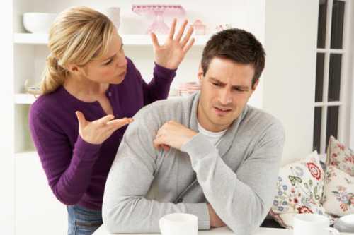 И тогда многих ссор с мужем можно будет избежать