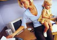 Работающая мама или как стать ценным сотрудником