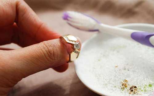 Как почистить украшения в домашних условиях