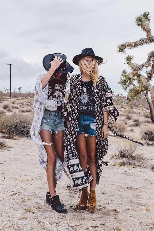 Как одеться в стиле бохо: 10 must