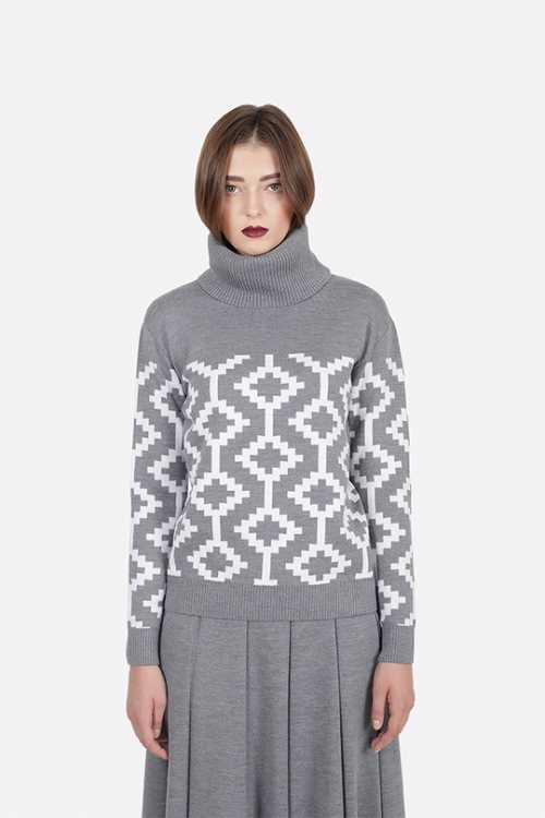 Теплые свитера на зиму:  что купить у украинских дизайнеров