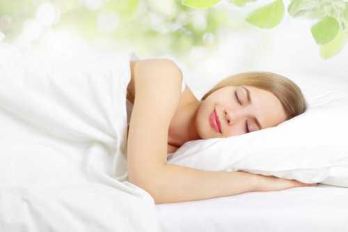10 правил здорового сна для красоты и похудения