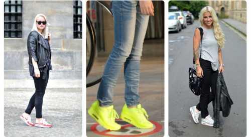 Юбки и молодёжная обувьй век перевернул мир старой моды