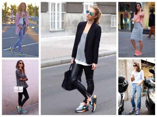 Как выбрать кроссовки под свой стиль