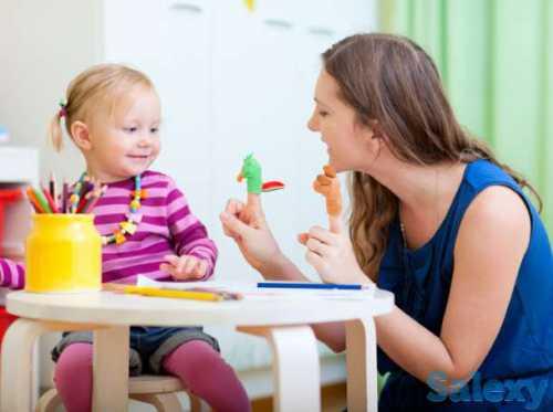 Дети от года до трех  В поисках няни или кто такой бебиситтер