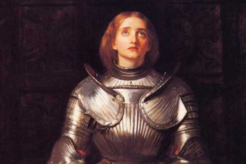 Жанна д'Арк: ведьма или святая