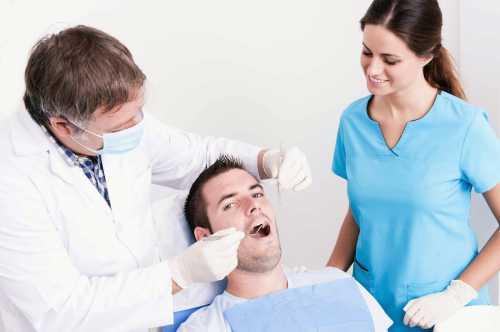 Несколько слов о стоматологии