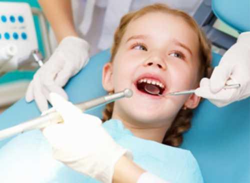 Потому что в течение десяти лет в трёх метрах от моего рабочего места аппаратом делали чистку зубов и лечили все виды кариеса