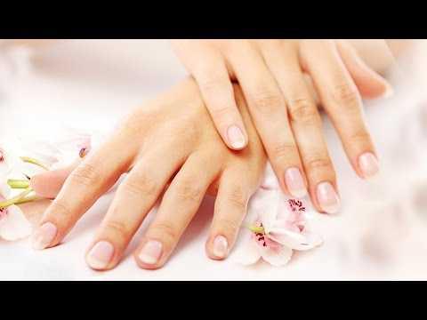Спаси маникюр: как сделать ногти здоровыми