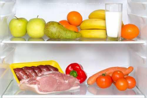 Какие продукты нельзя замораживать