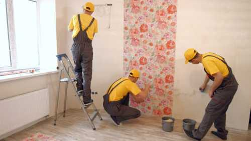 Обои для стен Делаем ремонт