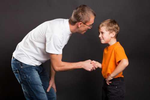 Уважение к ребенку