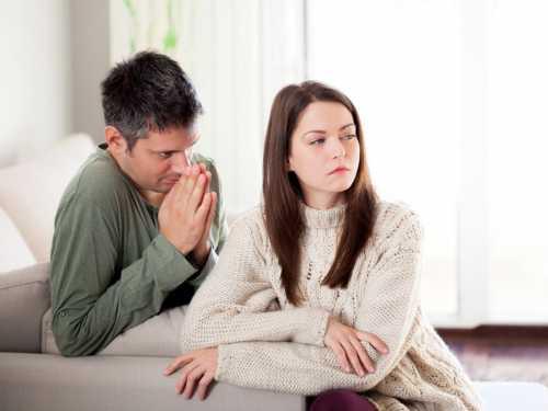 Вы оба приняли решение сохранить семью, восстановить любовь, гармонию в отношениях