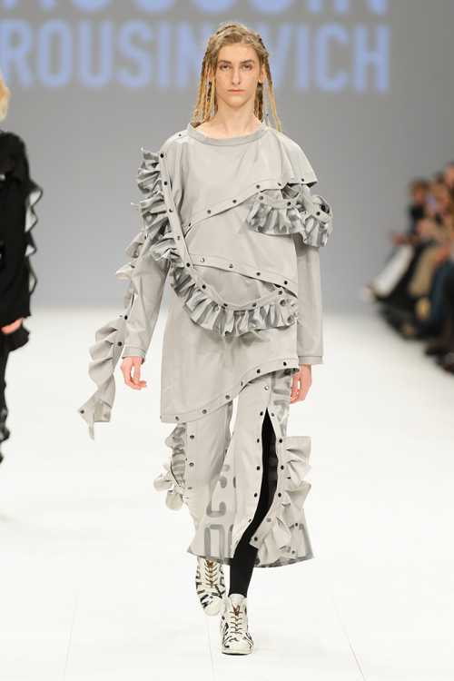 Fresh Fashion на UFW: коллекции ROUSSIN by Sofia Rousinovich и Kir